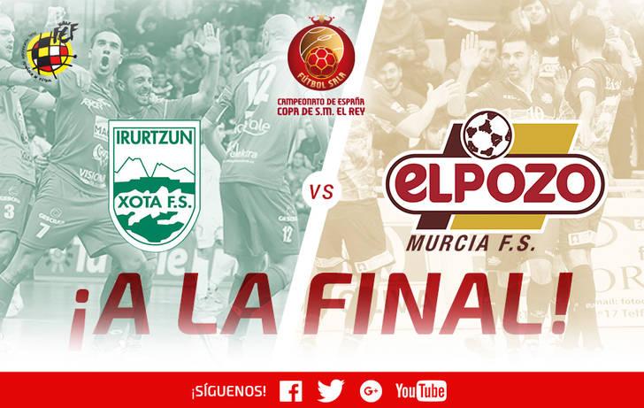 Guadalajara acogerá el 6 de mayo la Copa de SM el Rey de Fútbol Sala