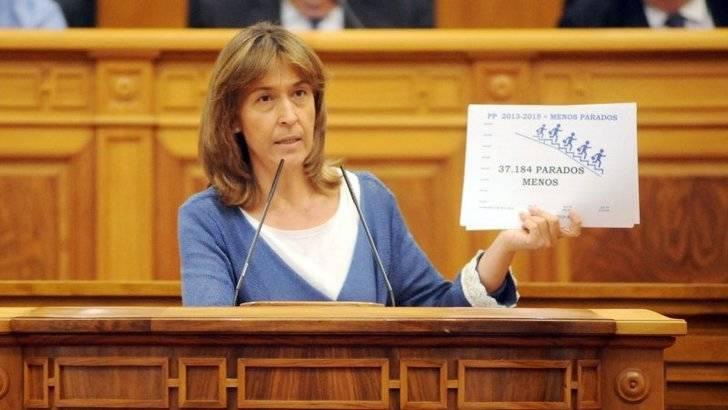 """Guarinos afirma que """"Podemos es tan cómplice como Page de unas políticas erróneas que están llevando a nuestra región de nuevo a la deriva"""""""
