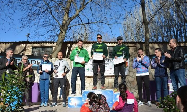 Cerca de 200 participantes en la X Carrera Popular Solidaria de Brihuega