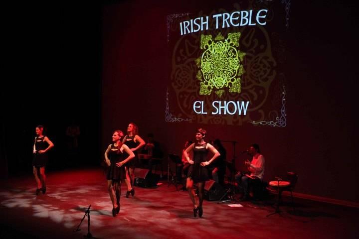 Irish Treble cierra este sábado la V Edición del Segontia Folk