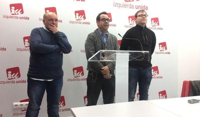 """IU acusa al Gobierno de Page de """"engañar"""" a los ciudadanos en el proyecto de tierras raras"""