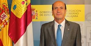 Juan Pablo Sánchez repetirá como subdelegado del Gobierno de Rajoy en Guadalajara