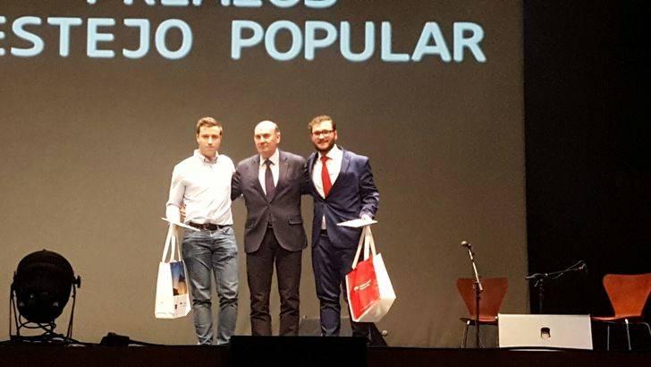 Entregados los premios de la Gala Toromundial de la Feria de la Antigua