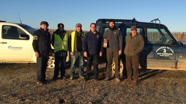 El lince ayuda a minimizar los daños a los cultivos en el municipio de Pedro Muñoz