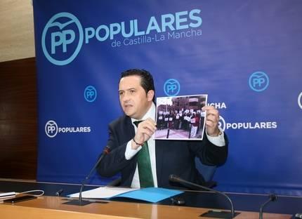 """Lucas-Torres afirma que """"Page y Podemos van a convertir a Castilla-La Mancha en la Venezuela española"""""""