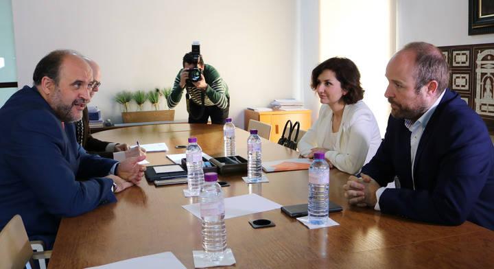"""Ciudadanos espera que un nuevo Estatuto de Autonomía suponga """"proporcionalidad y representatividad"""" en las Cortes"""