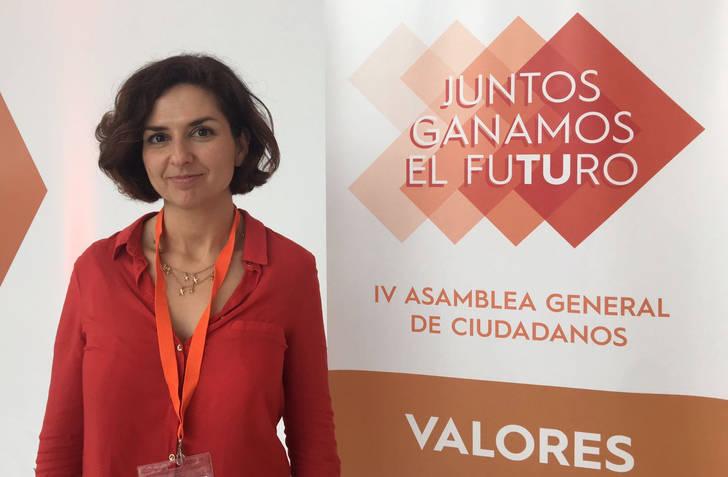 """Orlena de Miguel: """"En esta Asamblea construiremos entre todos un proyecto fuerte y de gobierno de cara a las elecciones de 2019"""""""