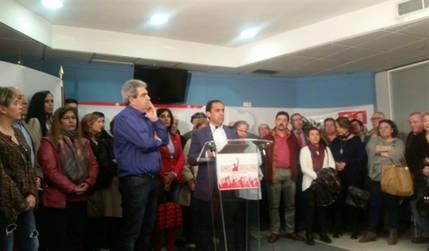 """El PSOE de Guadalajara denuncia el """"juego sucio"""" del aparato con quienes apoyan a Pedro Sánchez"""