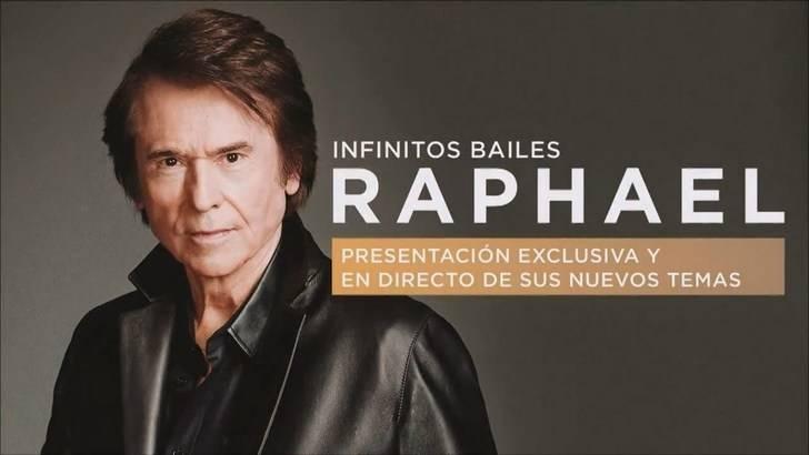 Raphael dará un nuevo concierto el 8 de septiembre en Albacete