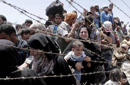 Una manifestación este domingo en Guadalajara pedirá un cambio de rumbo con los refugiados en Europa