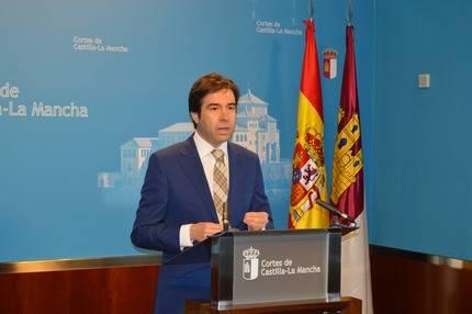 Robisco afirma que 2016 ha sido el año en el que se ha notado, para mal, la gestión de los socialistas de Page en Castilla-La Mancha