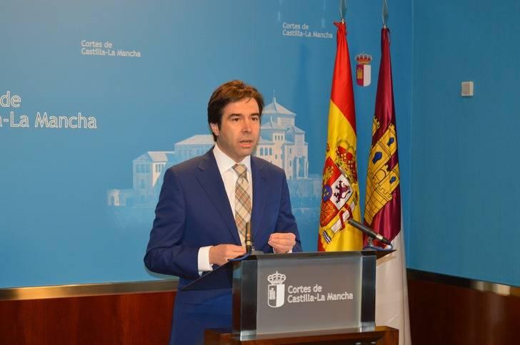 """Robisco: """"El socialista Page no quiere que los castellano-manchegos tengan las mismas oportunidades de empleo que el resto de los españoles"""""""