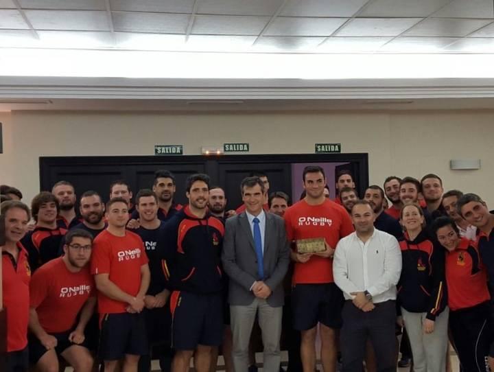 La selección española de Rugby vuelve a Guadalajara para prepararse para una importante cita deportiva