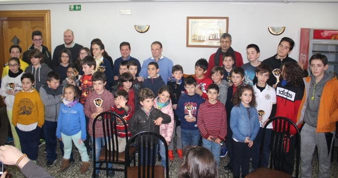 Celebrada en Sacedón la quinta jornada del XII Circuito de Ajedrez