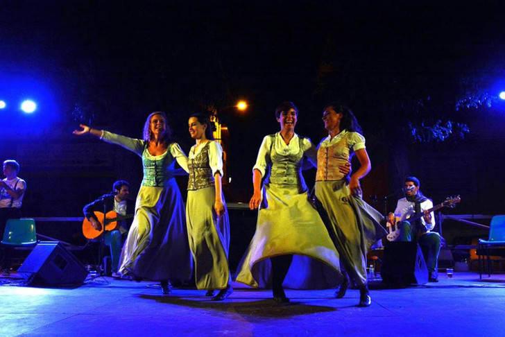 La música del Segontia Folk, de aniversario