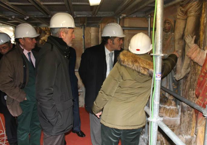 El Gobierno de Rajoy destina 600.000 euros a la conservación de la catedral de Sigüenza