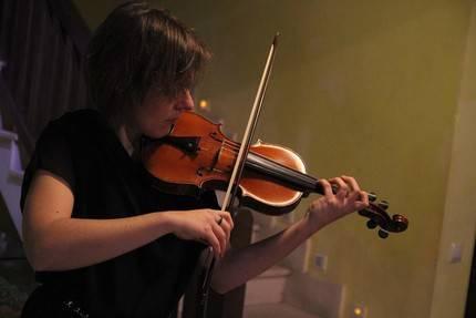Karolina Michalska inaugura la temporada de clásica en Sigüenza con dos obras maestras de Bach