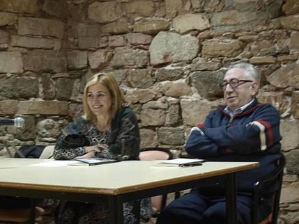 Pedro Olea presentó en El Torreón su libro 'Noticias Insólitas del Antiguo Obispado de Sigüenza'