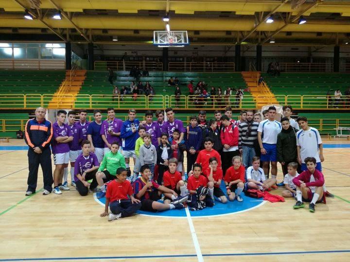 Atanzón se impone con facilidad en el Campeonato Alcarria Alta de Fútbol Sala