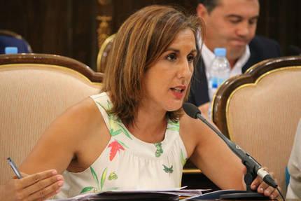 Yolanda Ramírez, la única diputada de C´s en la Diputación de Guadalajara deja el partido
