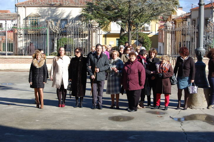 Yunquera de Henares celebra la festividad de Santa Águeda : Maruja Mur, elegida Alcaldesa de Honor 2017