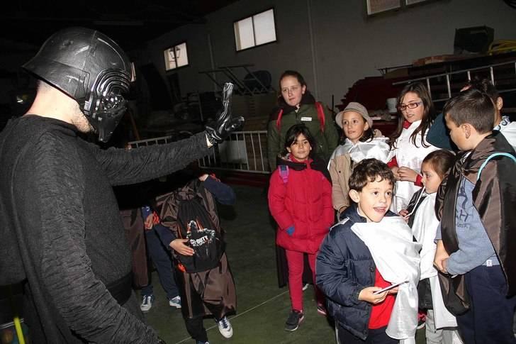La fuerza acompañó a los niños de Fuentenovilla