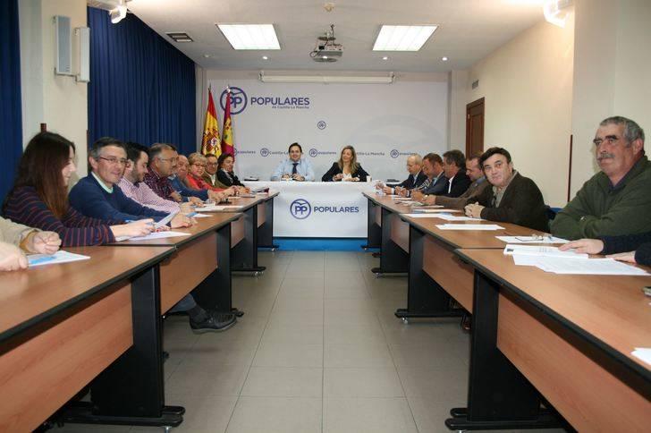 Núñez y Merino exigen la paralización inmediata del plan de gestión de zonas ZEPA que quiere implantar Page
