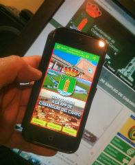"""La aplicación para smartphones """"CabanApp"""" cumple 4 meses, con 500 usuarios que ya la han descargado"""