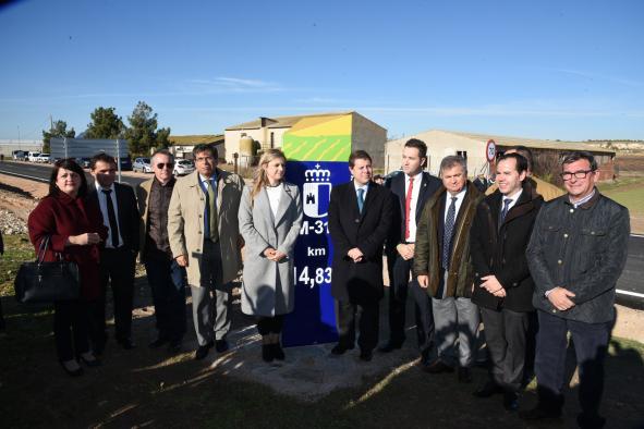 El PP lamenta que Page inaugure una carretera que planificó y licitó el Gobierno de Cospedal