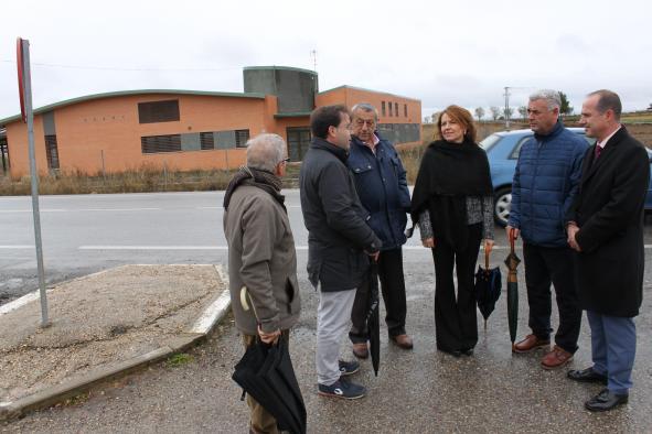 Alcaldes de varios pueblos de Guadalajara piden una circunvalación que les conecte con la A-2