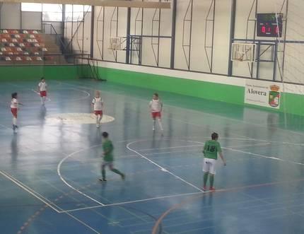 Sufrimiento, remontada y goles en La Dehesa