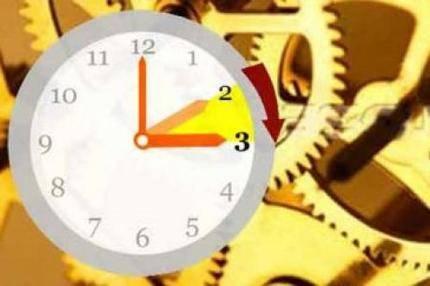 Cambio de hora : este domingo 26 de marzo los relojes se adelantan una hora