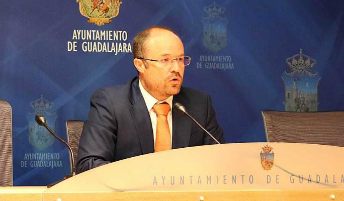 Ciudadanos advierte que el Ayuntamiento de Guadalajara debe replantear sus políticas si quiere contar con su apoyo