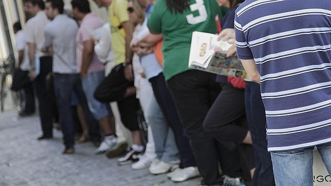 Sube el paro en Guadalajara y Castilla-La Mancha, baja en el conjunto de España