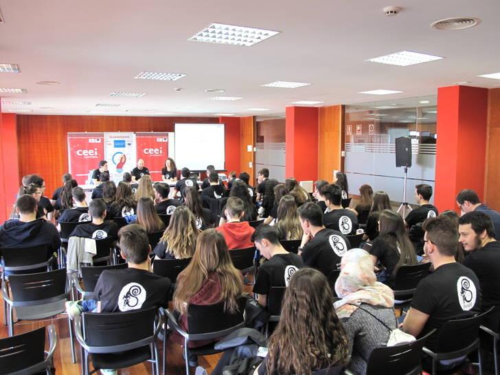 Celebradas las 12 horas de la Innovación en Guadalajara con la participación del IES Aguas Vivas