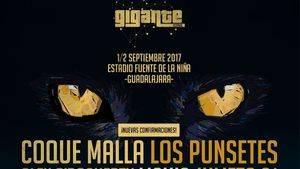 El Festival Gigante de Guadalajara ultima un cartel de lujo