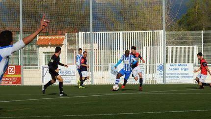 Poco fútbol y derrota (2-1) del Hogar Alcarreño Acai-Motor en Santa Cruz