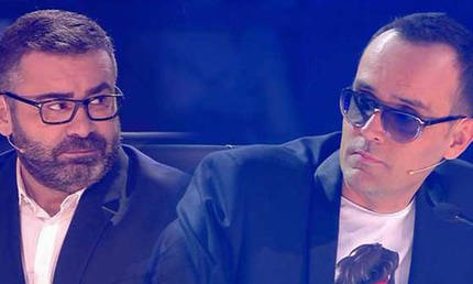 La discusión de Risto Mejide y Jorge Javier Vázquez en 'Got talent'