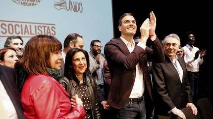 Odón Elorza y Cristina Narbona apoyarán este jueves en Guadalajara la candidatura de Pedro Sánchez