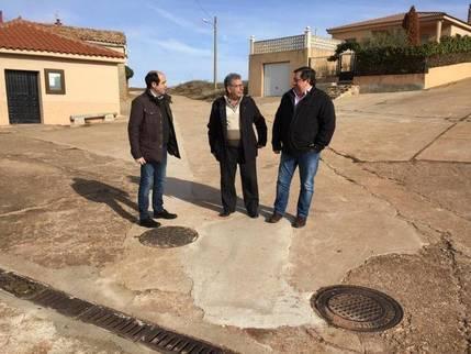 Más de 150.000 euros para renovar redes de abastecimiento en varios municipios de la provincia de Guadalajara