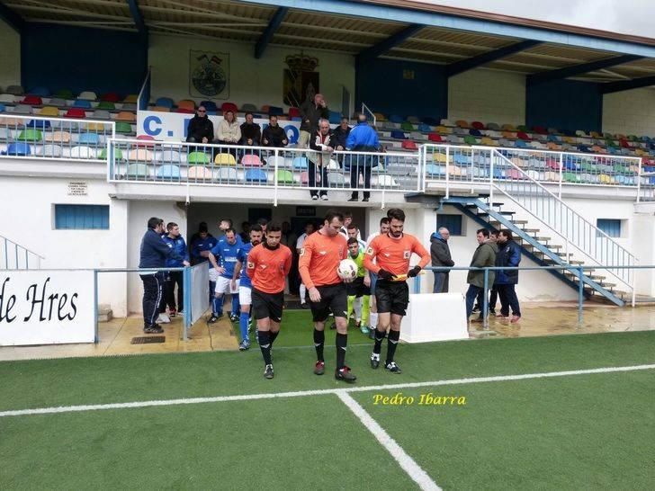 Yunquera y El Casar se reparten los puntos en un partido poco brillante y sin goles (0-0)