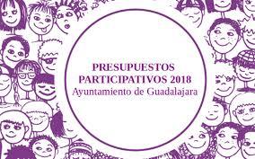 692 personass colaboran en la encuesta para elaborar los Presupuestos Participativos del ayuntamiento de Guadalajara