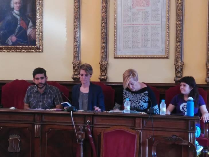 PP y Ciudadanos rechazan la propuesta de Ahora Guadalajara de convocar un concurso de ideas sobre el Centro Cívico