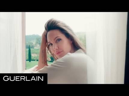 Angelina Jolie inspira el nuevo perfume de Guerlain Parfumeur