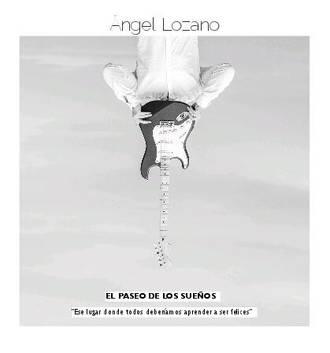 Ángel Lozano presenta 'El paseo de los sueños' en el Teatro Moderno