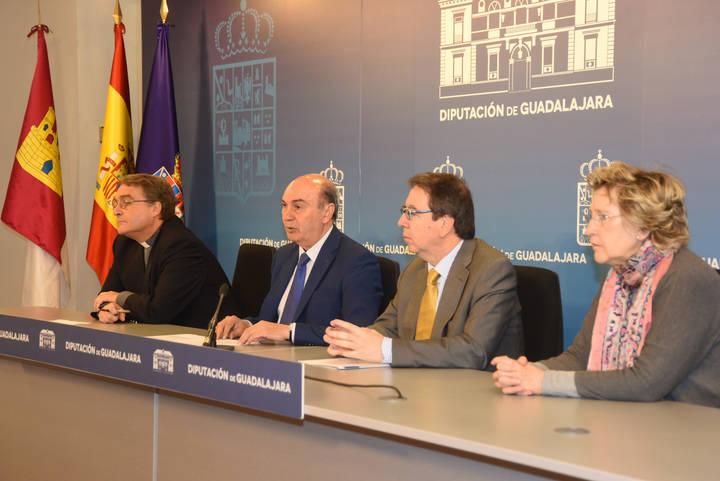 La Diputación de Guadalajara celebra a lo grande el V Centenario del cardenal Cisneros