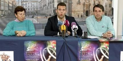 2.136 gimnastas llegan a Guadalajara para competir en el Campeonato Nacional Individual y de Conjuntos de Gimnasia Rítmica y Copa de la Reina