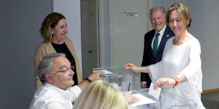 Ana Guarinos recibe el apoyo del 98,62% de los votos de los afiliados del PP de Guadalajara