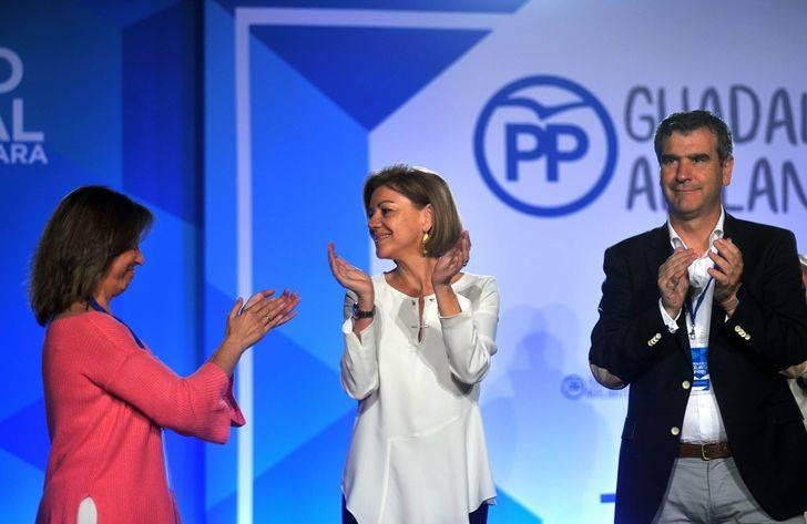 Ana Guarinos revalida como presidenta con el apoyo del 95% de Partdio Popular de Guadalajara