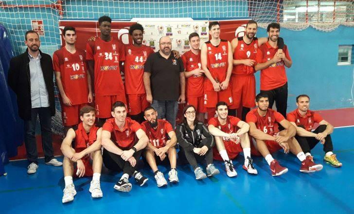 Isover Basket Azuqueca cierra su temporada en casa con solo una derrota